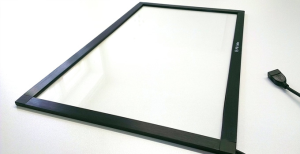 touch screen frames